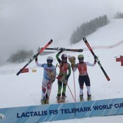 Johanna Holzmann gewinnt erstmals im Classic