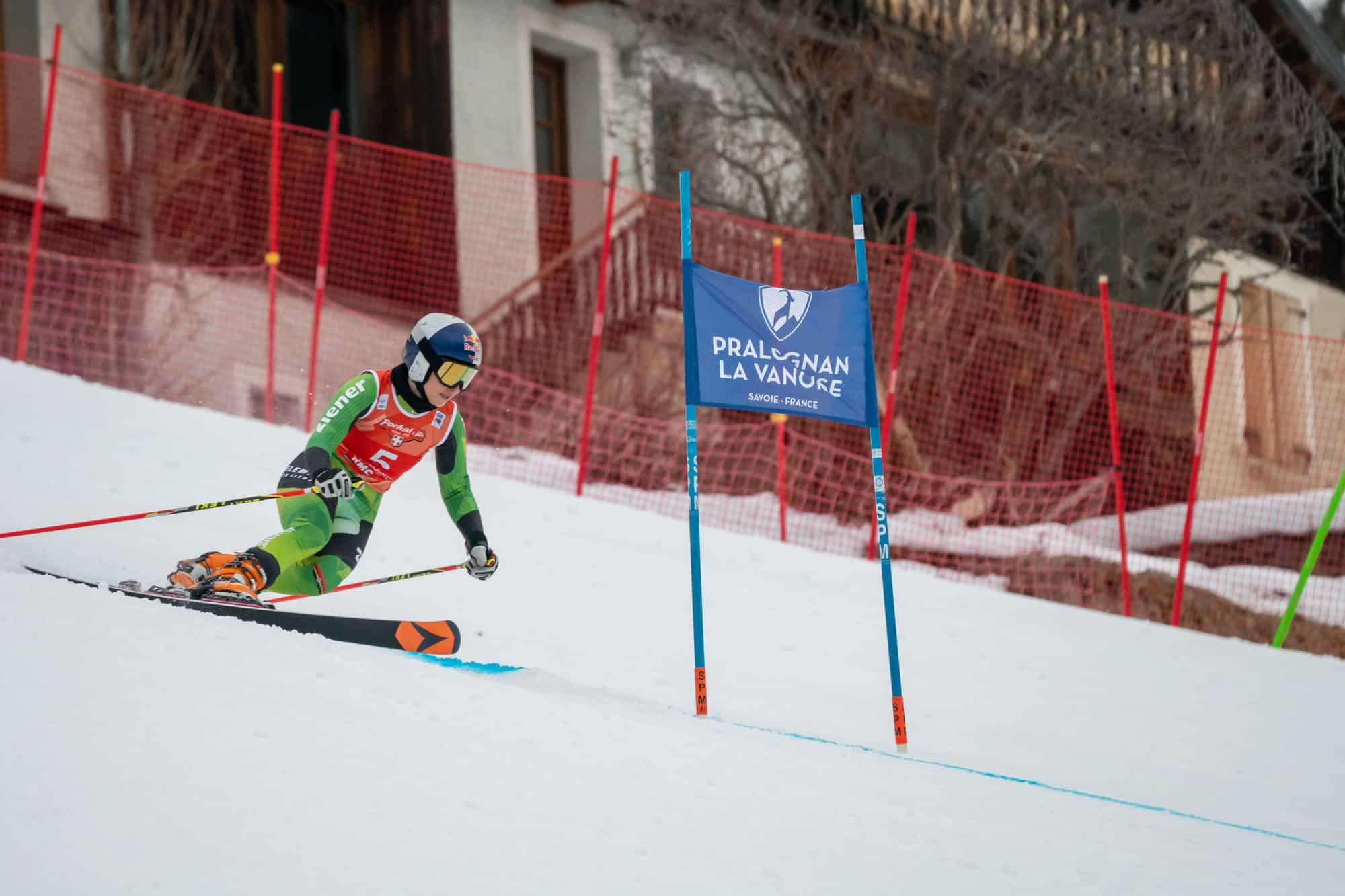 Johanna Holzmann Sprint