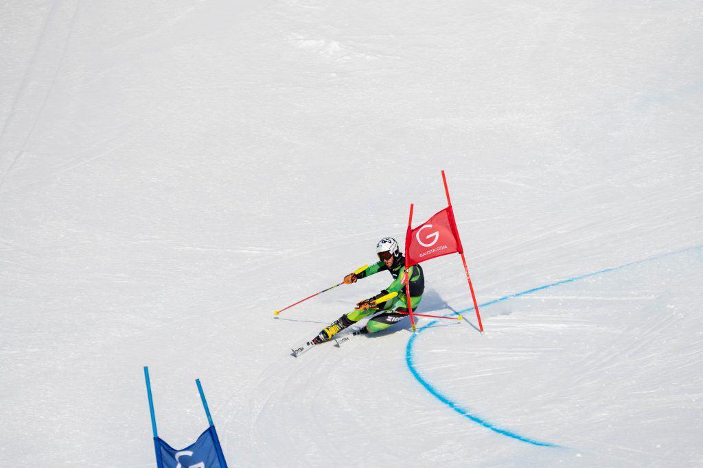 Jonas Schmid beim Sprint in Rjukan 2020