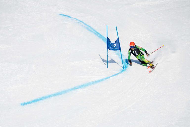 Julian Seubert mit einem 11. Platz beim Parallel Sprint in Rjukan
