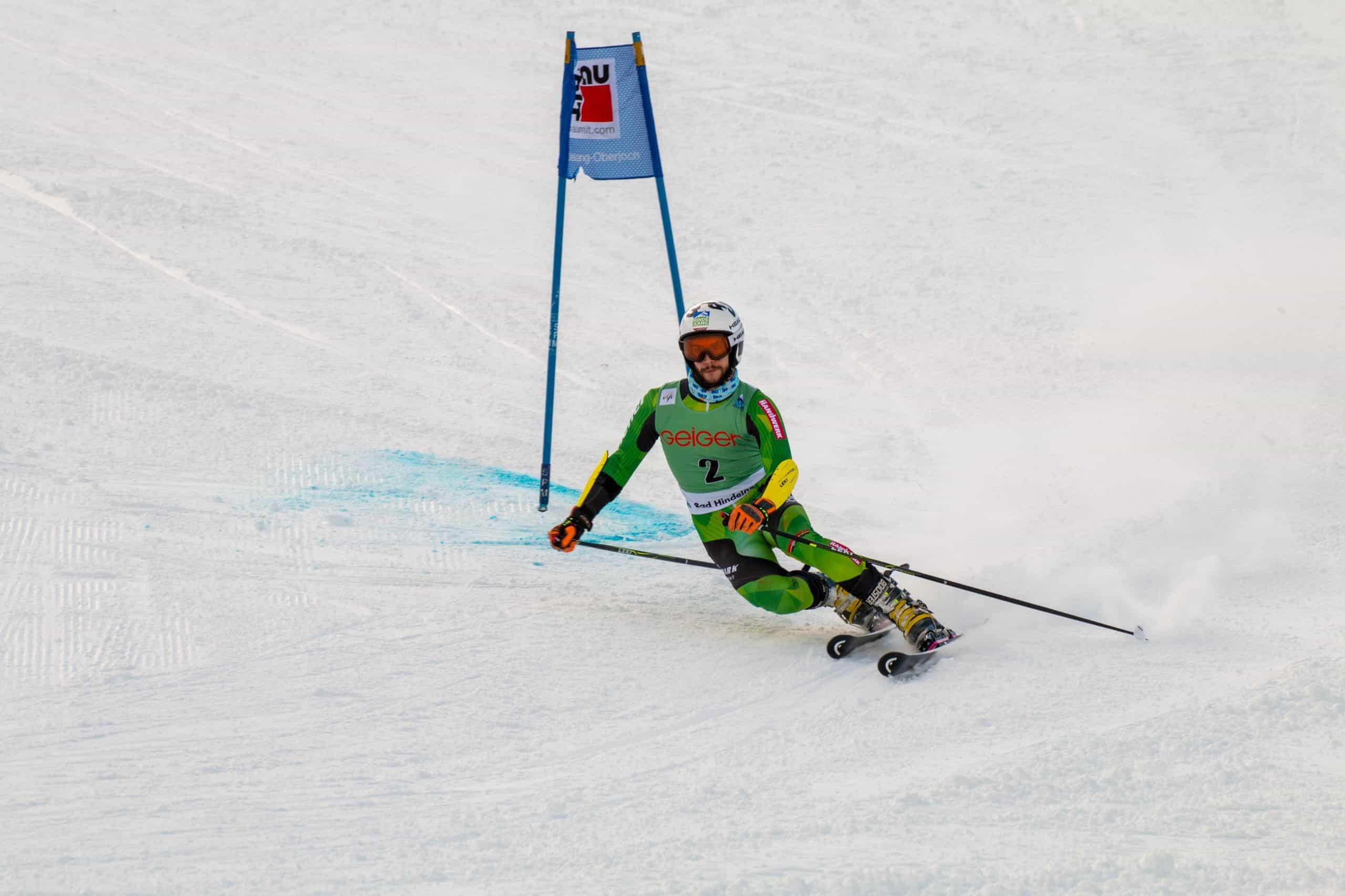 Jonas Schmid fährt beim letzten Sprint seiner Karriere auf Platz 5