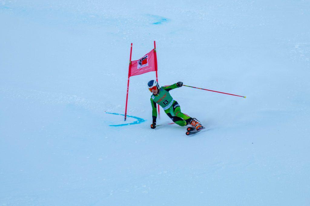 Thomas Orlovius fährt im zweiten Sprint sein bestes Resultat ein